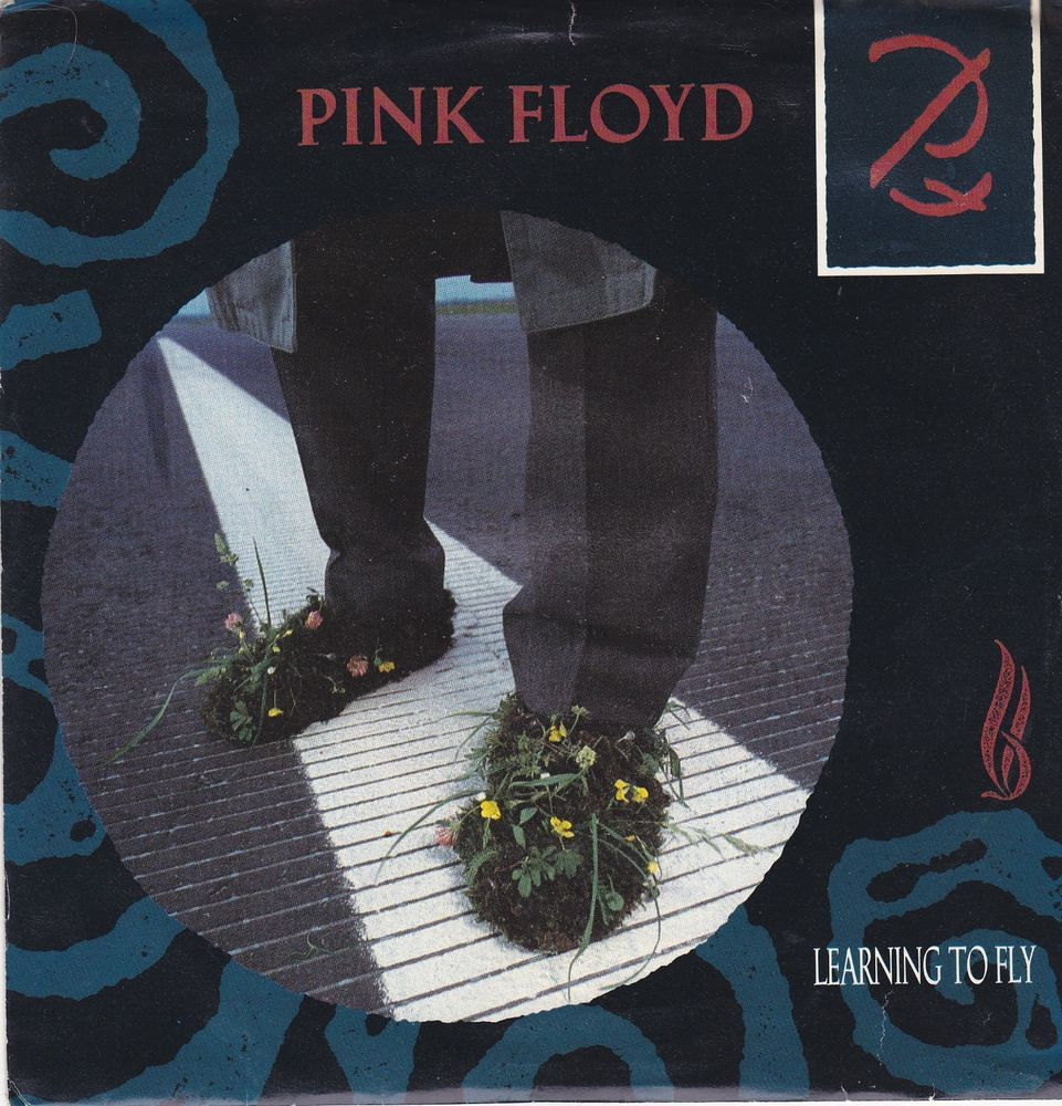 "Pink Floyd / Learning To Fly / Terminal Frost / 7"" Vinyl"