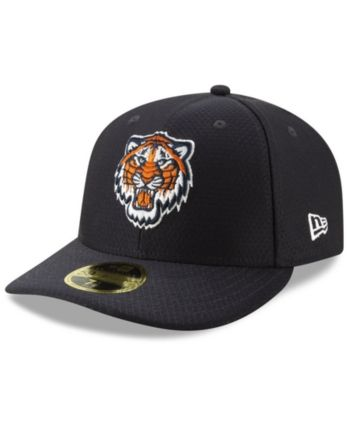 online retailer f67eb bcf44 New Era Detroit Tigers Spring Training 59FIFTY-fitted Low Profile Cap - Blue  7 3 4