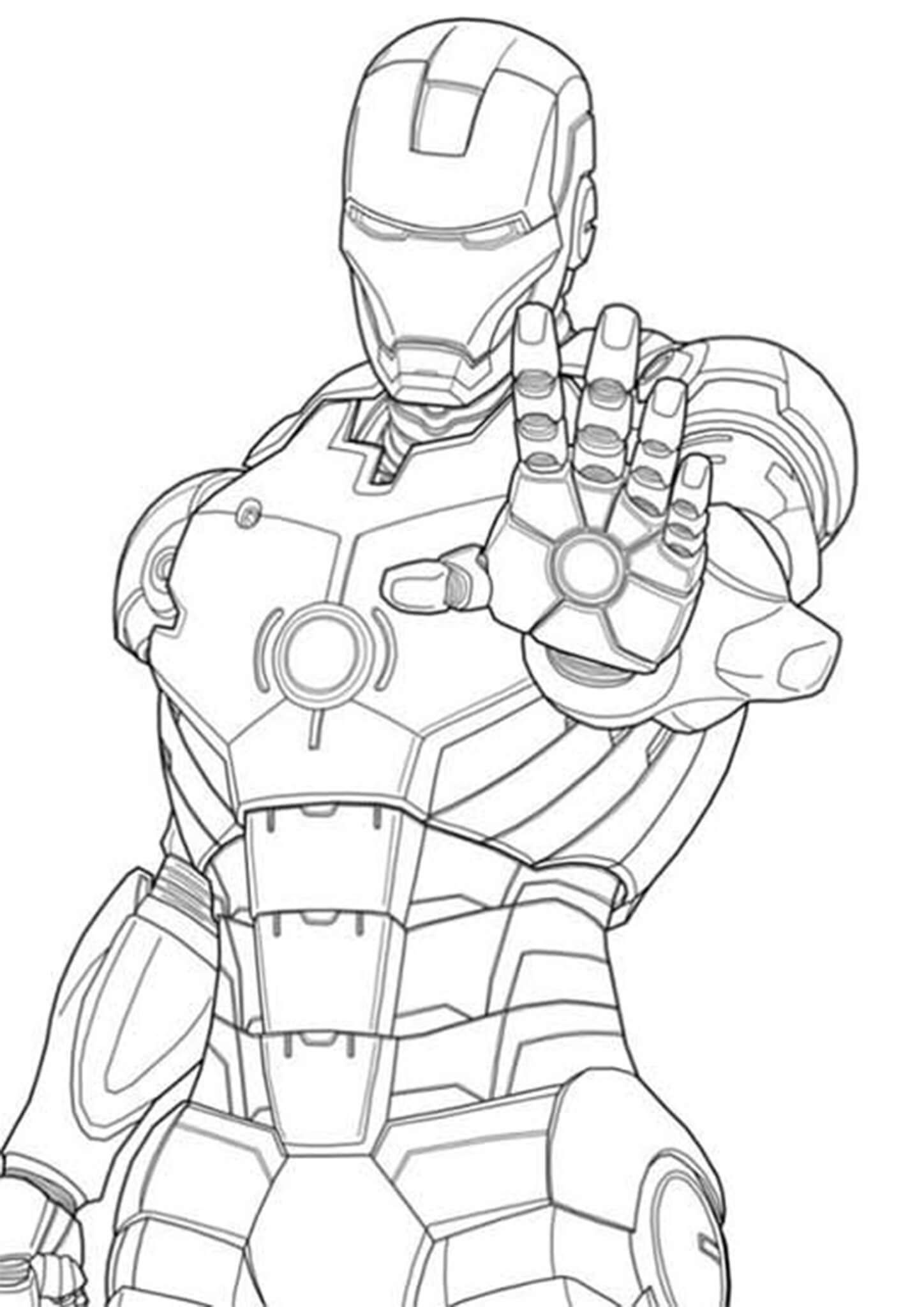 Free Easy To Print Iron Man Coloring Pages Superhero Coloring Pages Marvel Coloring Superhero Coloring