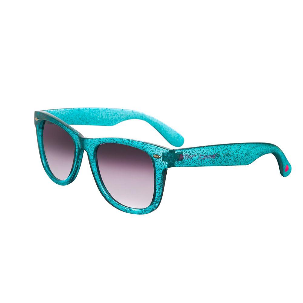 I love the Betsey Johnson Glitter Wayfarer from LittleBlackBag | For ...