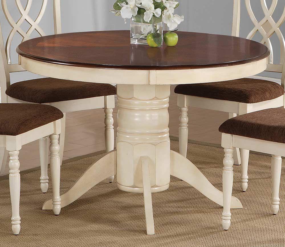 Coaster Cameron Round Dining Table #küchetisch