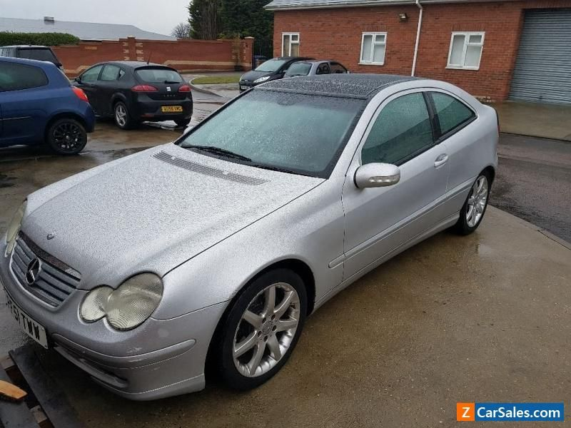 Mercedes c220 cdi with panoramic roof no reserve #mercedesbenz #c220 ...