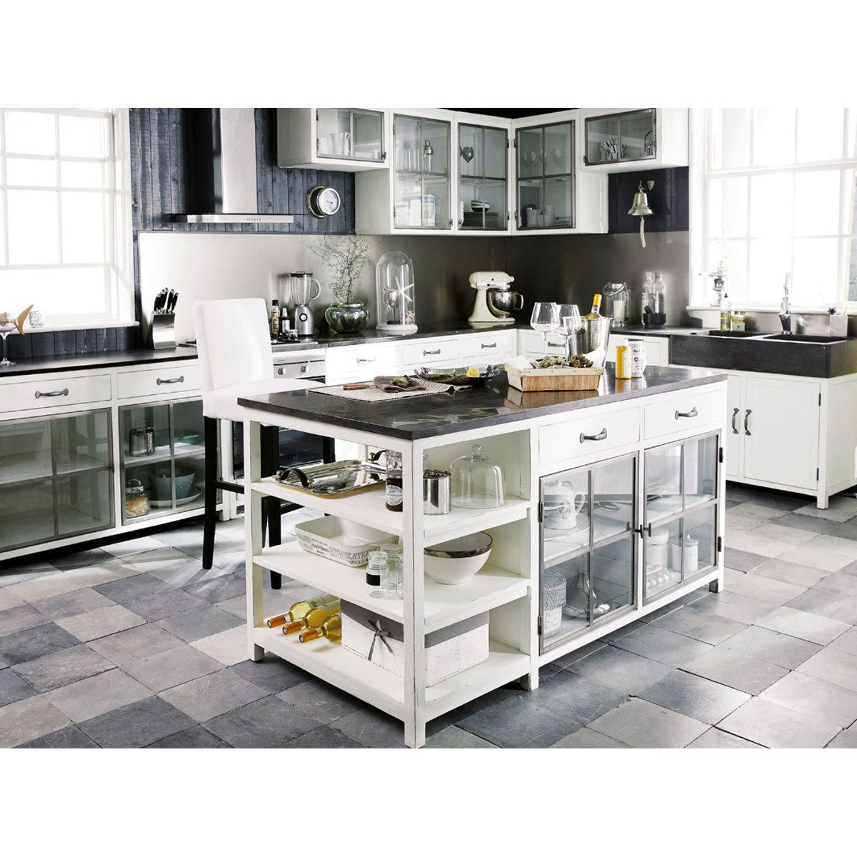 Maison Du Monde Küche Sonstige Möbel In 2019 New House Kitchen Island With