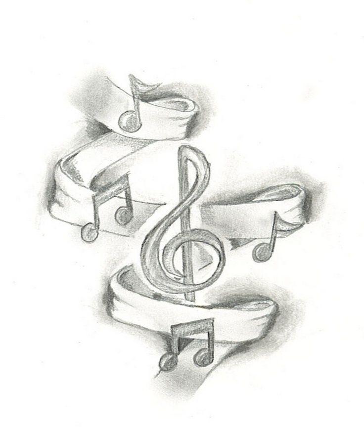 Musik zeichnen #musicnotes