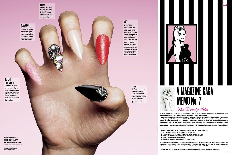 Tradução: V magazine Gaga Memo no.7 | LADY GAGA BRASIL | Traduções ...