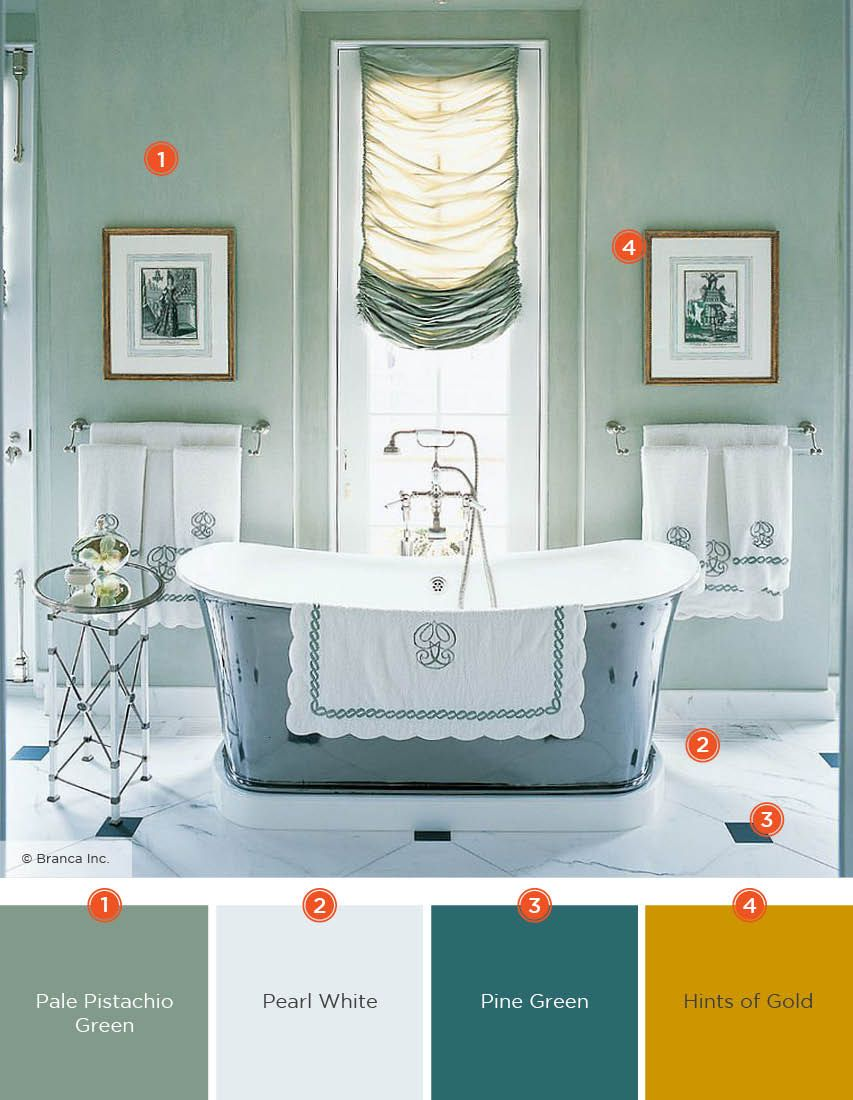 20 Relaxing Bathroom Color Schemes Shutterfly In 2020 Best Bathroom Colors Relaxing Bathroom Relaxing Bathroom Colors