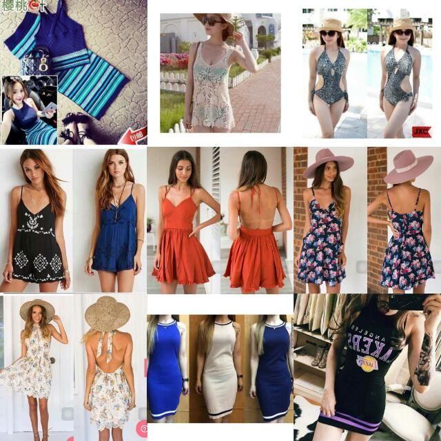 Korean fashion dress supplier manila