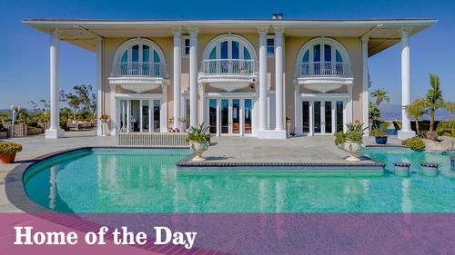 Home Of The Day Westside Manse Once Featured In An Ed Sheeran