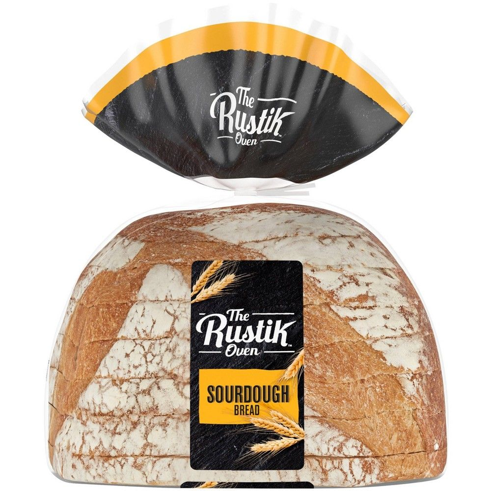 When you use simple, real ingredients as we do, you'll always end up with something inspiring. The Rustik Oven is the best of both worlds, bringing together the great artisan taste and texture of a hand-crafted bread with the convenience of a bread that lasts. This delicious taste and long-lasting freshness allow fans to spend less time in the grocery store and more time around the table sharing a meal with family and friends. The Rustik Oven's culinary story began in Spain where the traditional