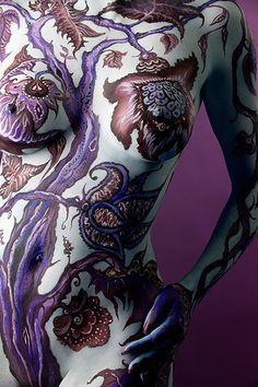 Dreams-body-art-body-paint-pics. - Buscar con Google