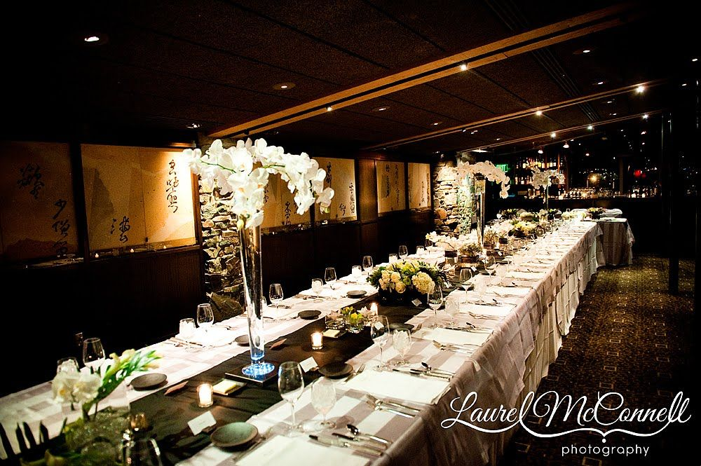 Today I Am Very Excited To Share Pictures Of A Stylish Winter Wedding At Canlis Restaurant In Seattle