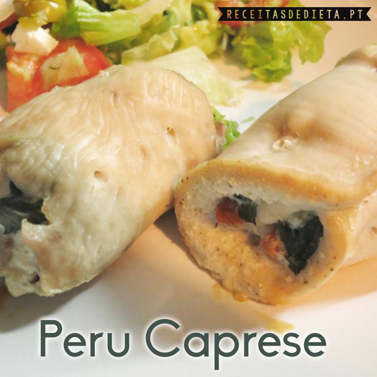 Dieta: Peru Caprese
