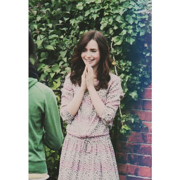 Tumblr ❤ liked on Polyvore featuring lily collins, lily, lily collins. and pictures // faceclaim