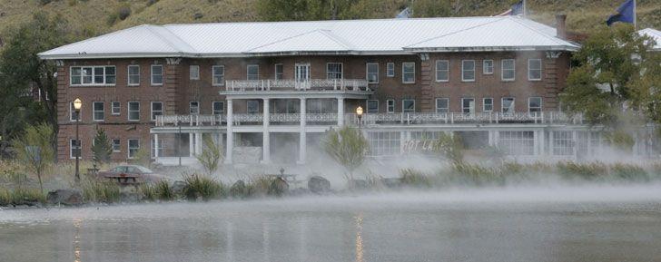 Hot Lake Hotel Oregon
