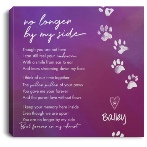 Memorial Collection Archives   Personalised canvas, Canvas ...