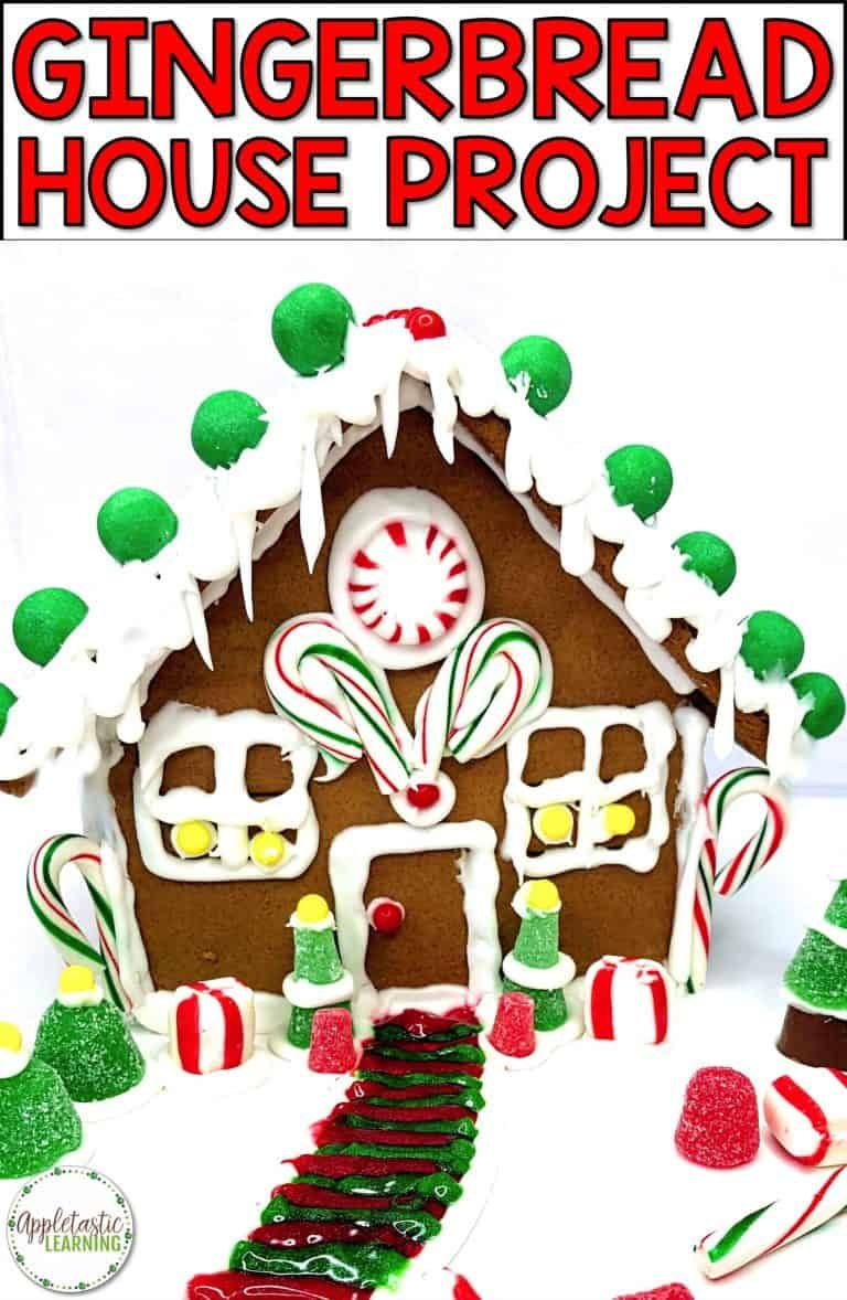 Christmas Writing Prompts with a Gingerbread PBL Twist - Appletastic Learning