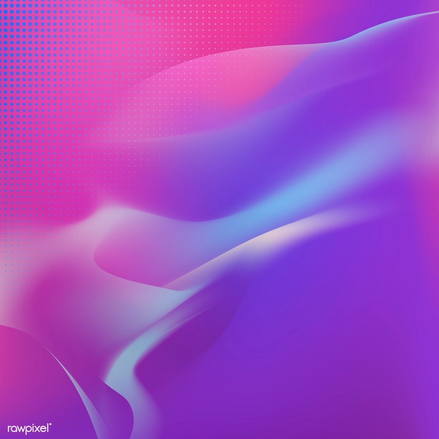 Vibrant Purple Abstract Background Vector