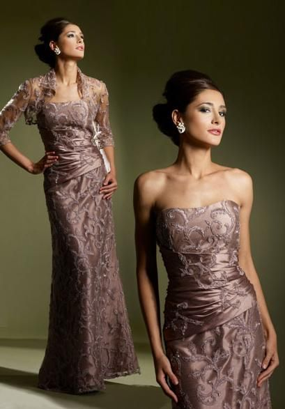 This Dress Is Perfect W Out The Jacket Leggenda Bridal In Coral Gables