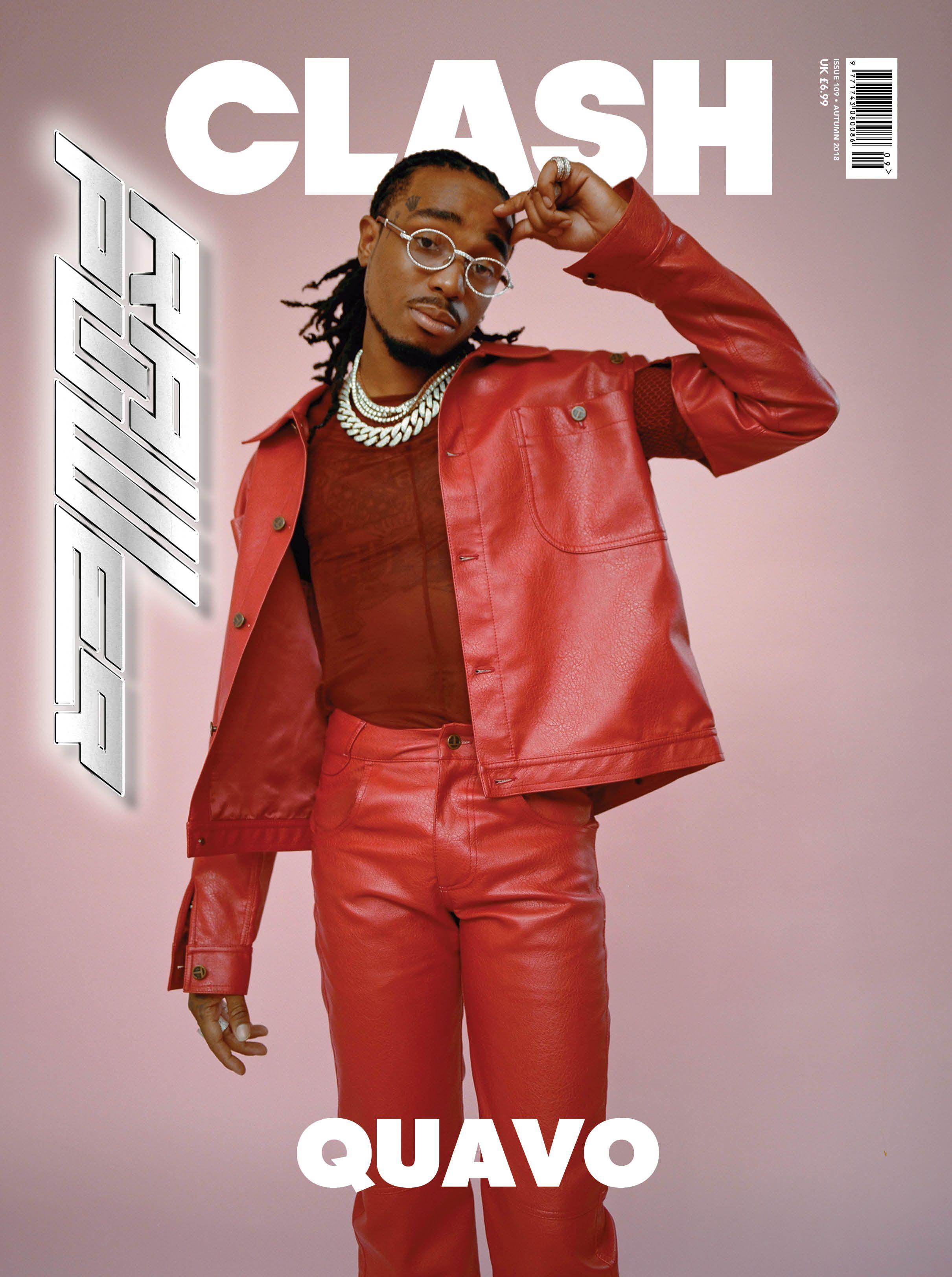 Clash Magazine - Clash 109: Quavo | MIGOS in 2019 | Heart eyes