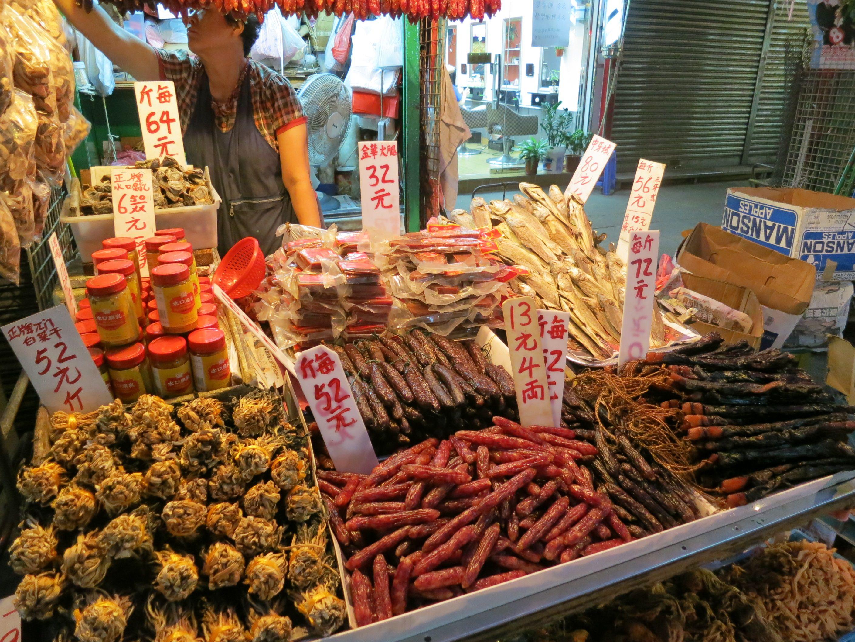 Hong Kong Night Market Google