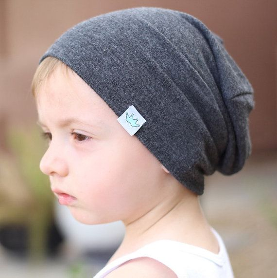 Baby slouchy beanie  Toddler boy slouch by PoshKiddosapparel  19ff2dea687