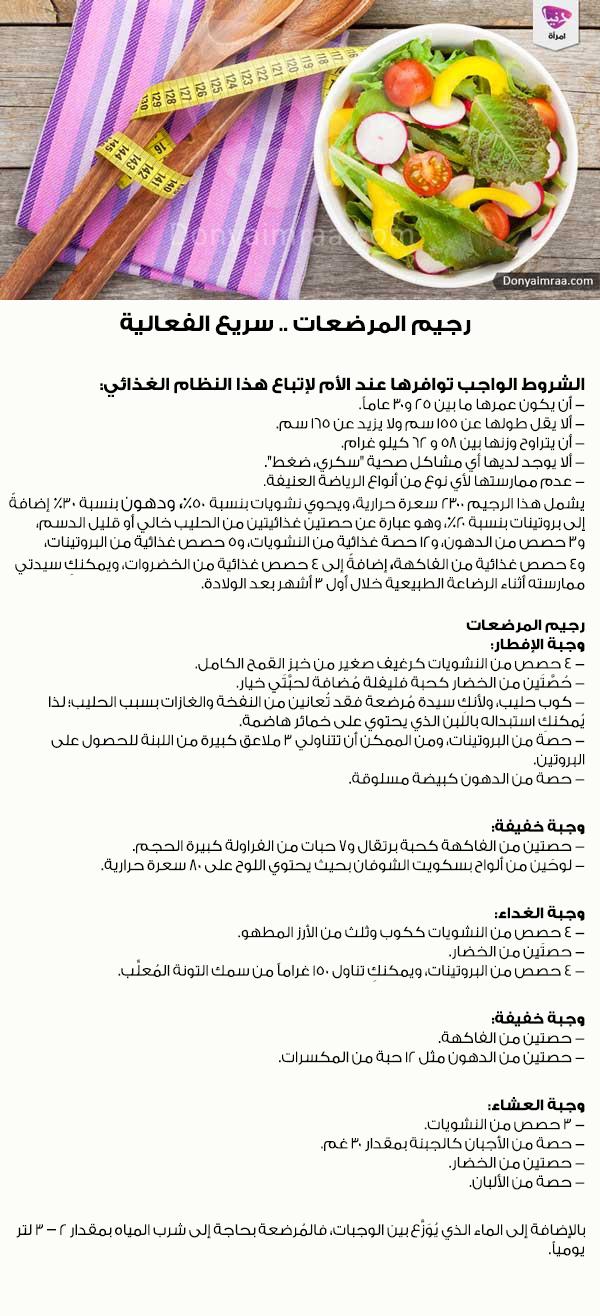 رجيم حمية نظام غذائي برنامج غذائي خسارة وزن رشاقة رضاعة دنيا امرأة كويت كويتيات كويتي دبي الامارات السعودية قطر Kuwait Diet Loss Diet Healthy