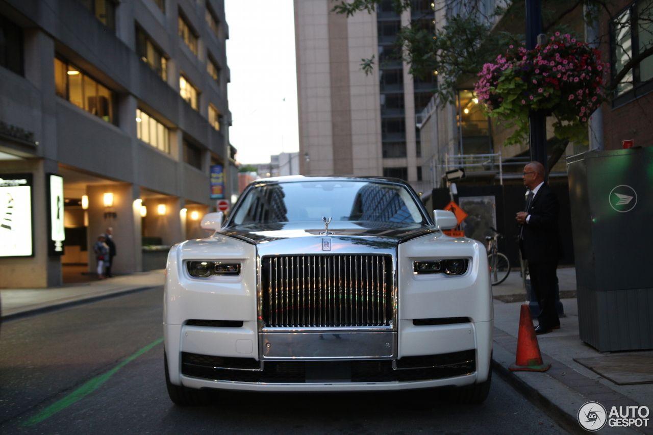 RollsRoyce Phantom VIII Rolls royce phantom, Rolls