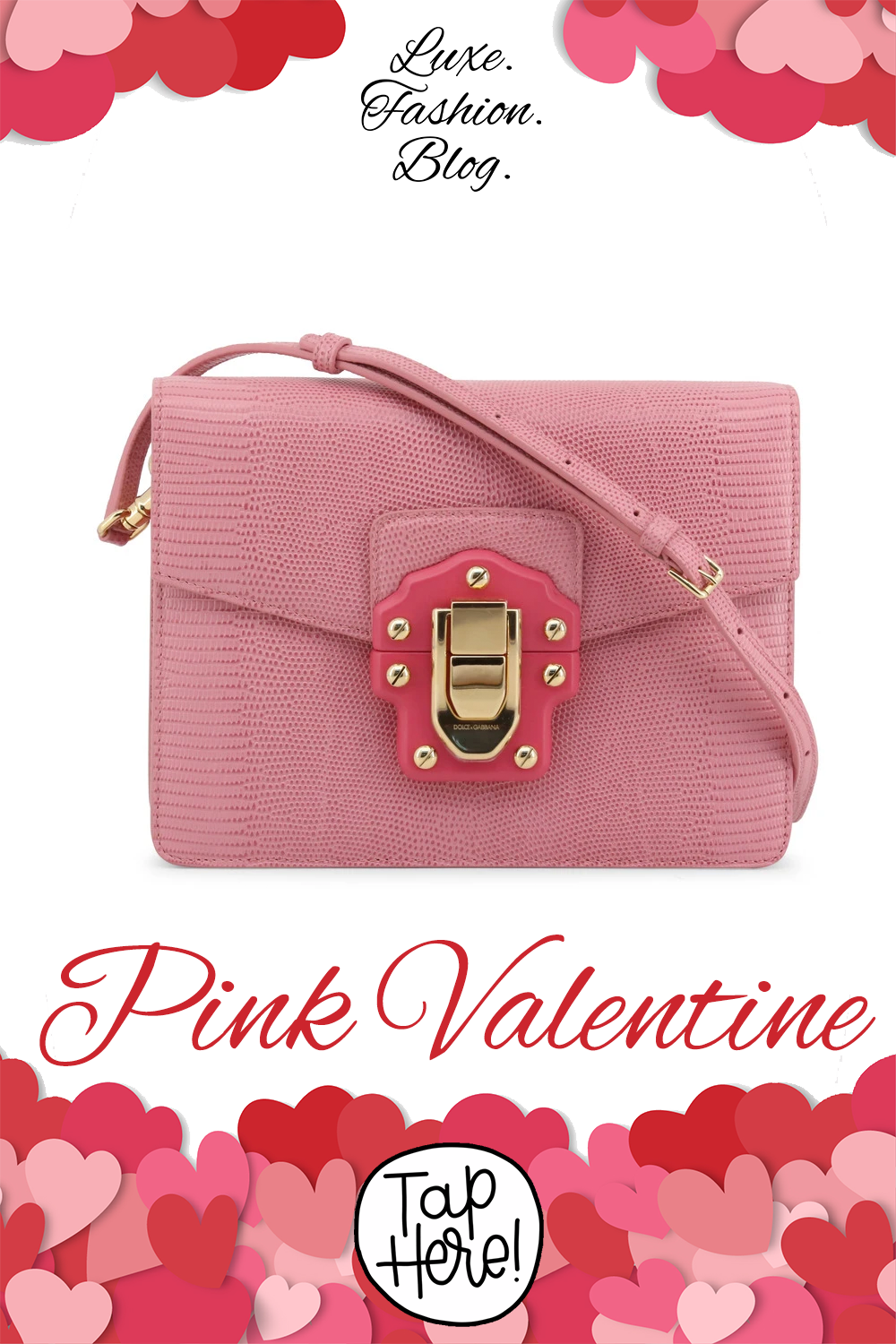 CUTE PINK BAGS For SPRING OUTFITS |Valentines Idea
