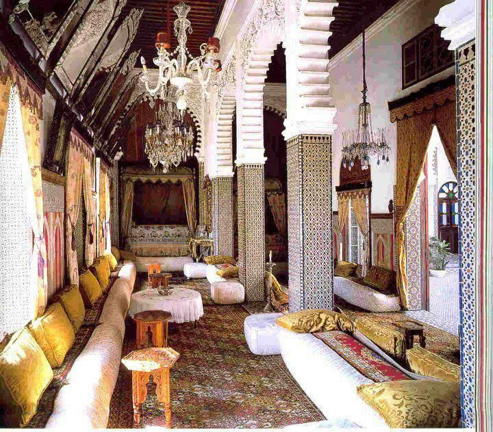maison traditionnelle marocaine ville de t touan aboutmorocco dream world pinterest. Black Bedroom Furniture Sets. Home Design Ideas
