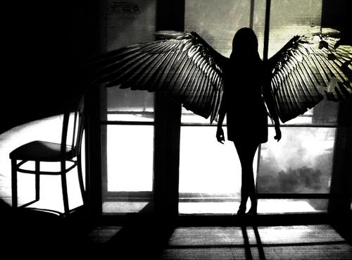 Resultado de imagen de angels tumblr