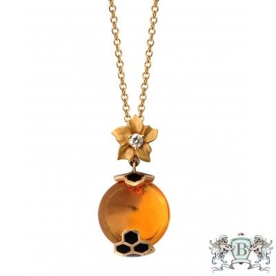 Magerit Nature Collection Necklace CO1291.16CEN