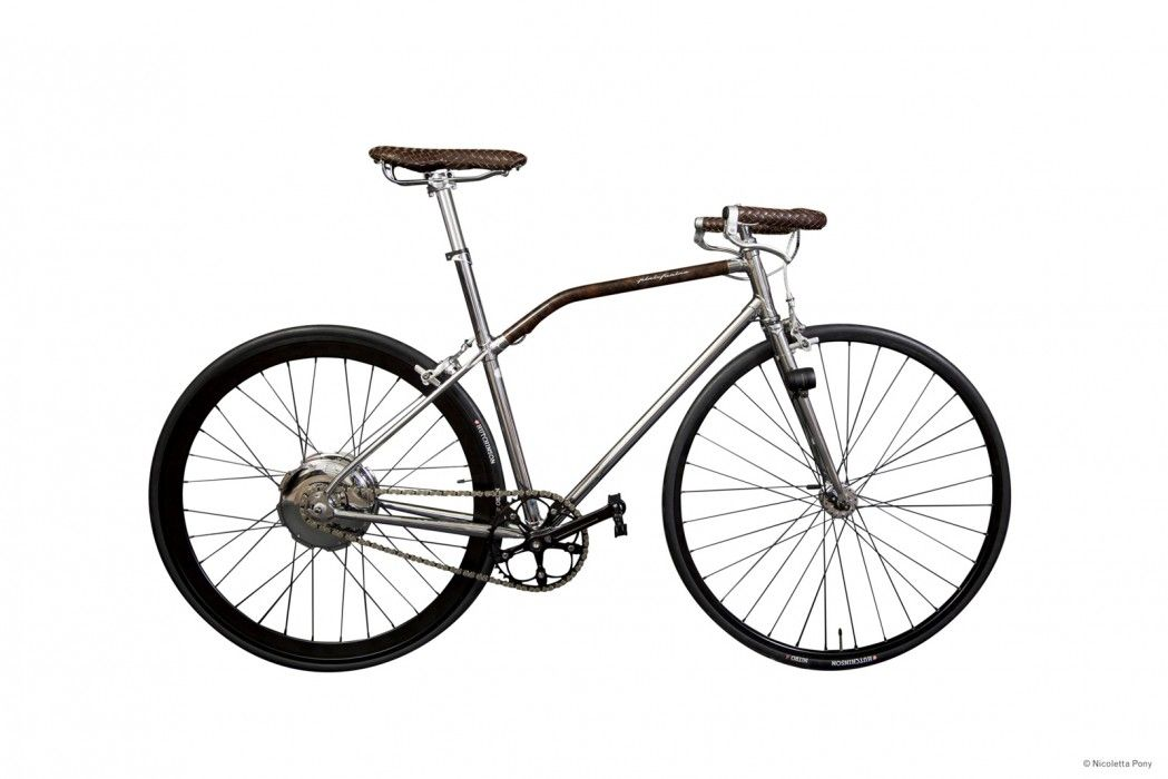 pininfarina fuoriserie bike things that make me go oooooh Homemade Electric Motor Science Project this is their fuoriserie also powered by the zehus bike motor the same as on my project bamboo zeus bike