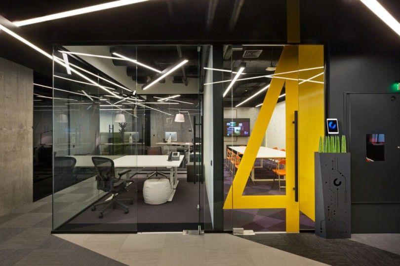 office interior design toronto. Thematic Interior Design ~ Http://qo-home.com/unique-and-cozy-software-companys-office-design-in- Toronto/ Office Toronto