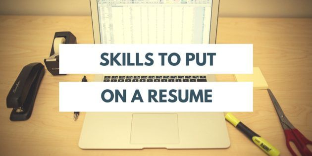 ... Skills To Put On A Resume Career Pinterest Resume Skills   Traits To Put  On A ...  Traits To Put On A Resume