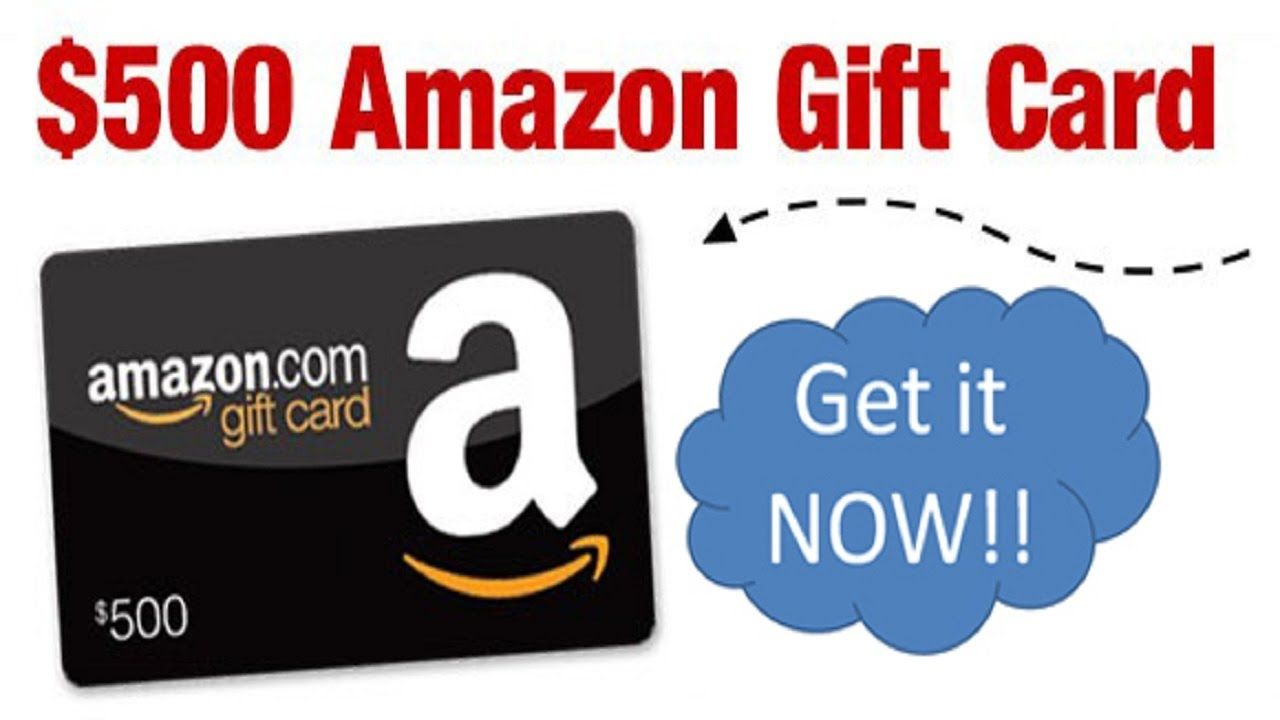 Pin On Amazon Gift Card Offers