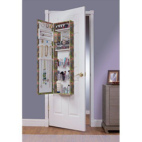 Check out Good Life Concepts Jewellery Armoire Wall Mount with