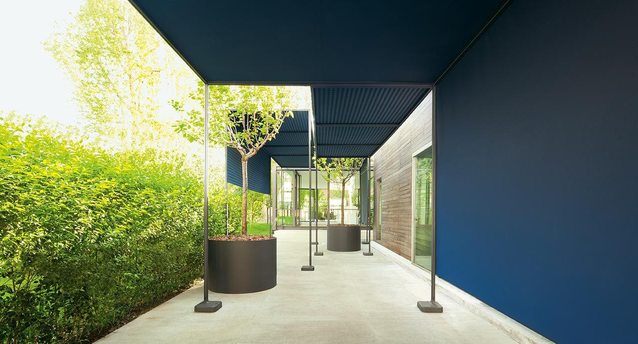 Resort - Paola Lenti | Pergola | Pinterest | Giardini, Beautiful E ... Cabanne Gartenpavillon Paola Lenti Bestetti Associati