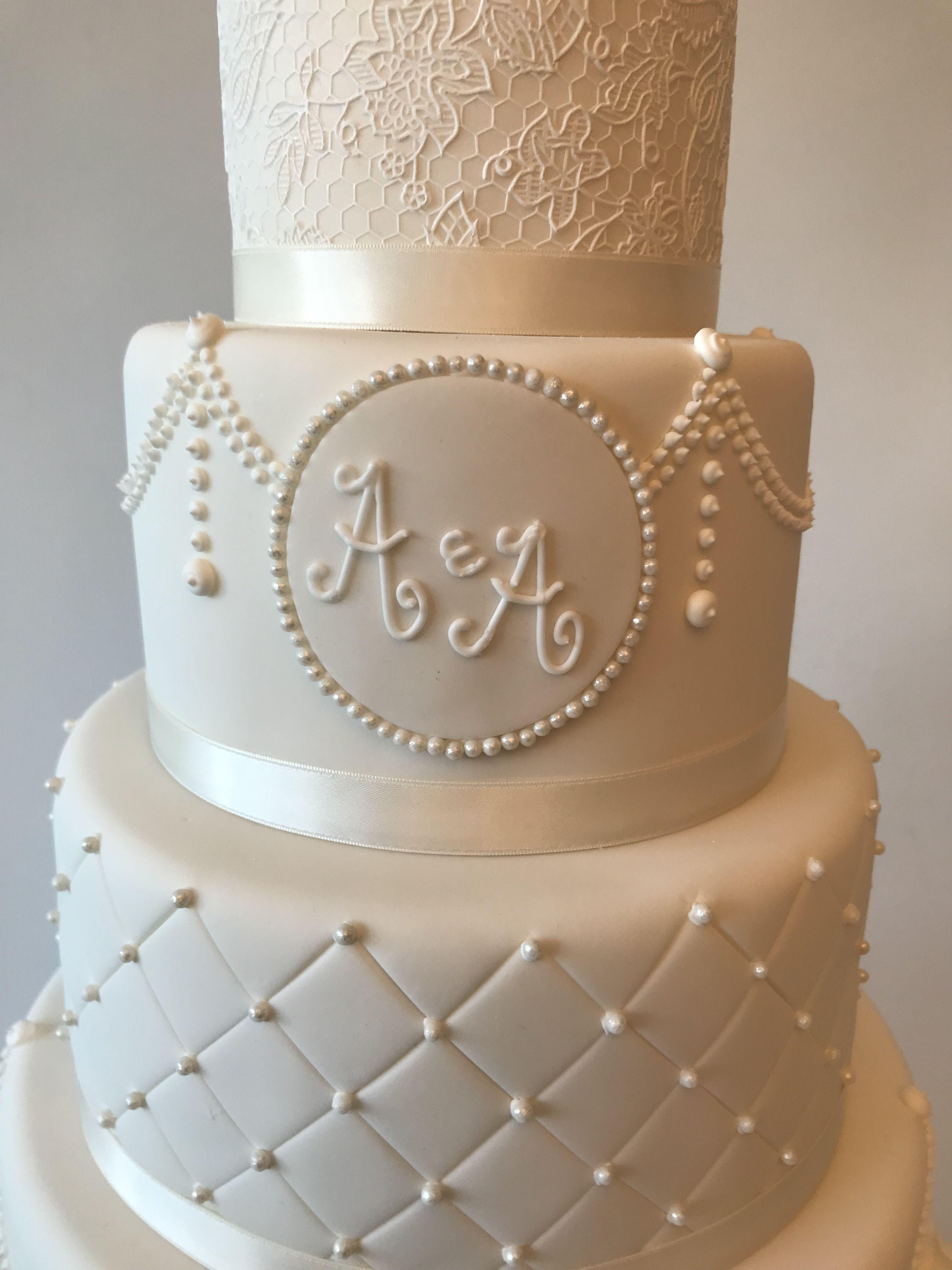 Vintage Pearls   Wedding cake pearls, 30th wedding ...