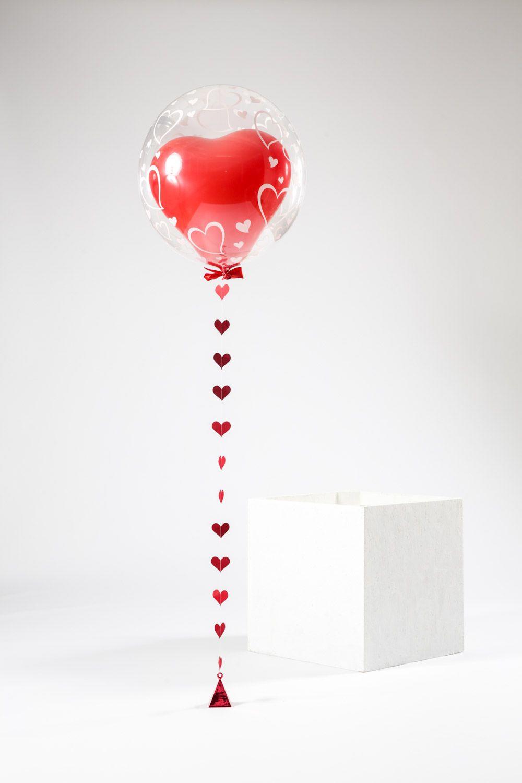 Heart In Hearts Ballons Hochzeit Einzigartige Geschenke Geschenke