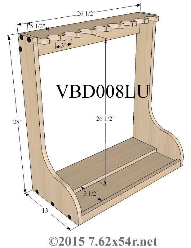 Vertical Wall Gun Racks Furniture Ideas Pinterest
