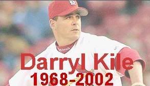 Rest In Peace, Darryl Kile. #DK57 #DarrylKile