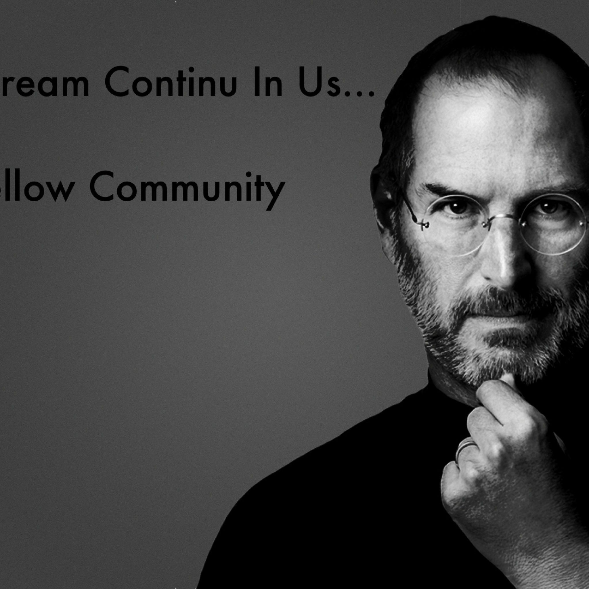Steve Jobs Wallpapers Group (78 )