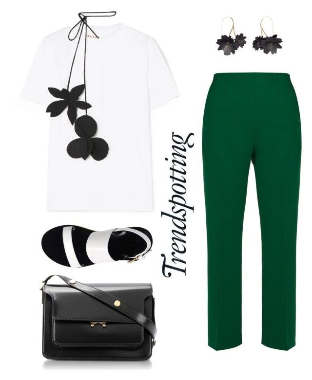 """Marni."" by catpaw29 ❤ liked on Polyvore featuring Marni"