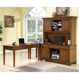 Marston Writing Desk, Credenza and Hutch I Riverside Furniture ... on writing desk and hutch, writing desk and bookshelves, writing desk and filing cabinets, writing desk and chair, writing desk and bookcase,