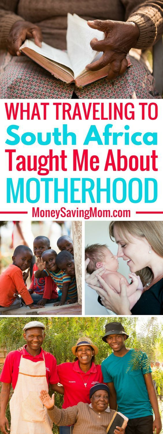 What My Trip To South Africa Taught Me About Motherhood (by Rachel