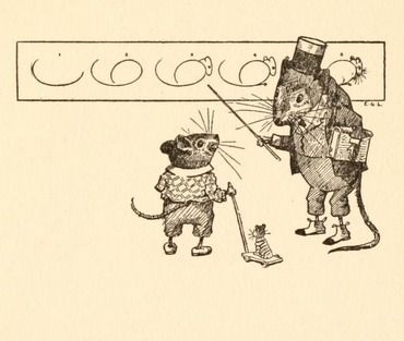 How To Draw A Mouse From The Public Domain Book What To Draw And How To Draw It C By E G Lutz