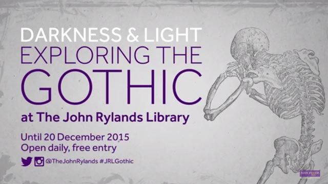 Darkness and Light: Exploring the Gothic