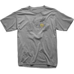 Thor Husky T-Shirt Grau L #shortsleevetee