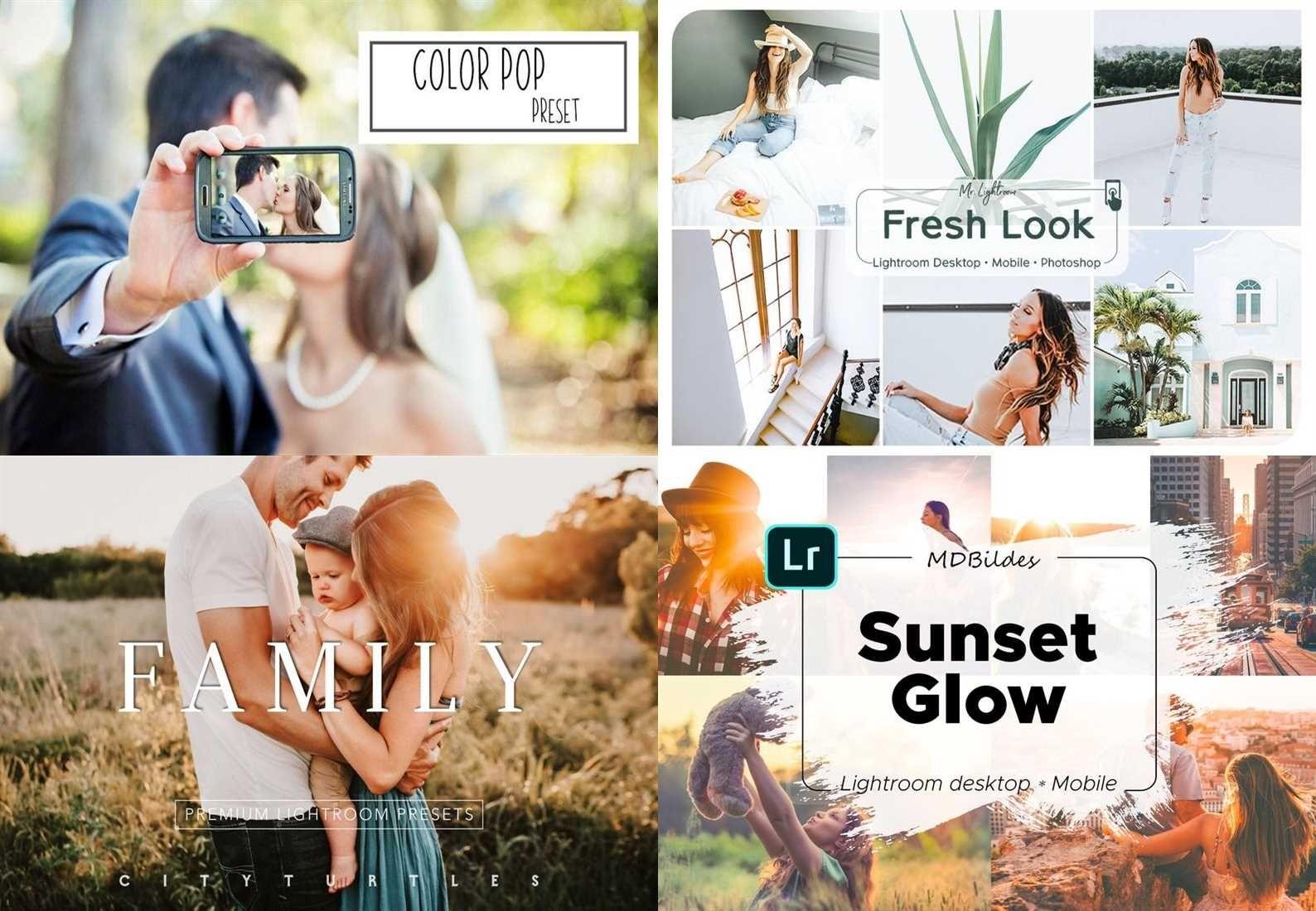 Sun rays lightroom preset free