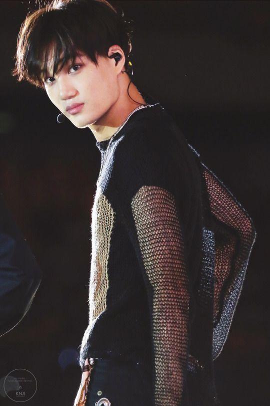 #Kai #Jongin #EXOK #EXO #live